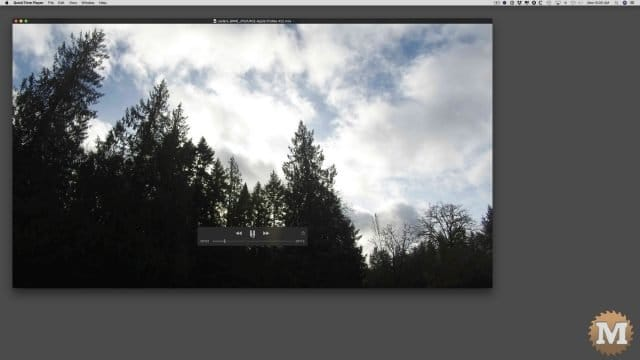 time lapse action camera preview results