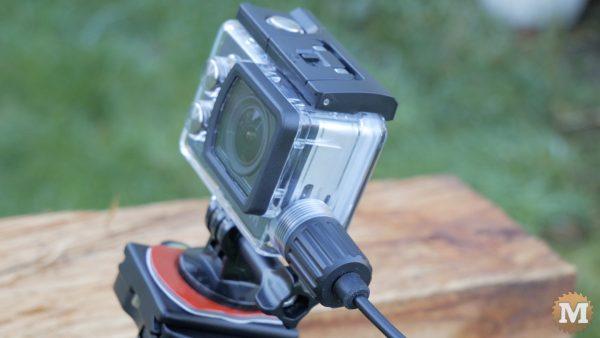 time lapse apple compressor action camera SJCAM SJSTAR