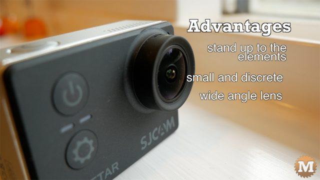 sjcam wide angle lens