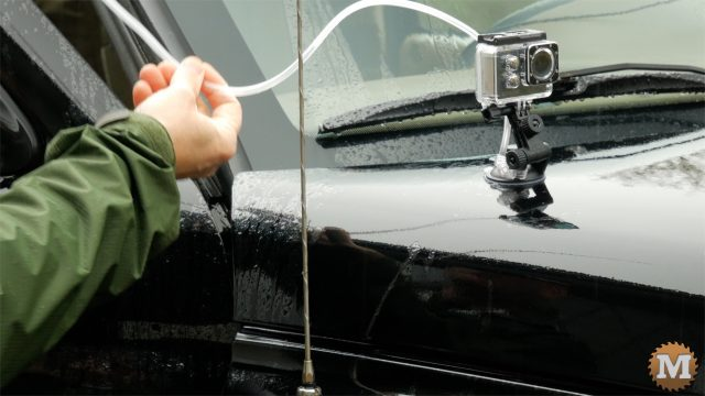 time lapse video suction cup