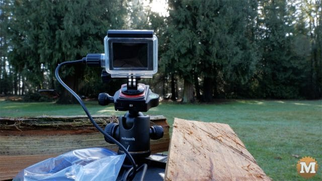 time-lapse video production reasons why content creation sjcam tripod