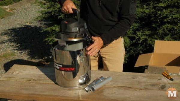 Shop-Vac Ash Vacuum Review