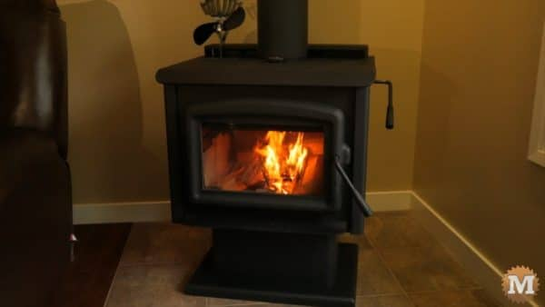 0High Efficiency Catalytic Wood Stove