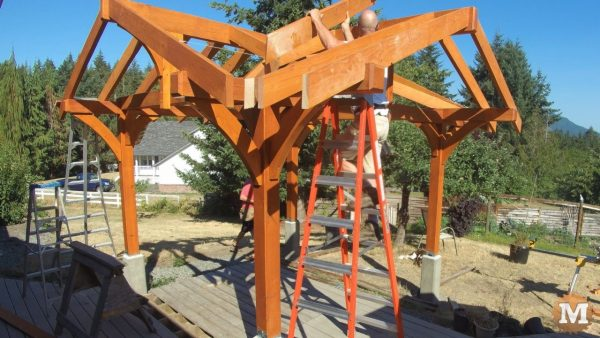 installing jack rafters