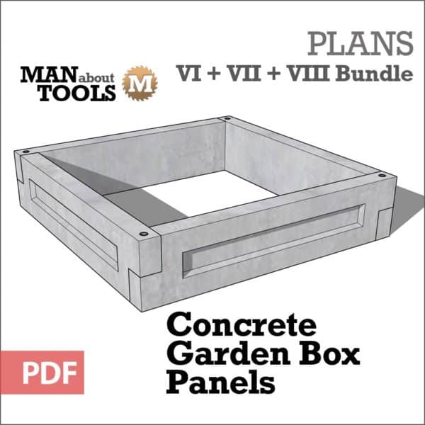 Concrete Panels bundle all
