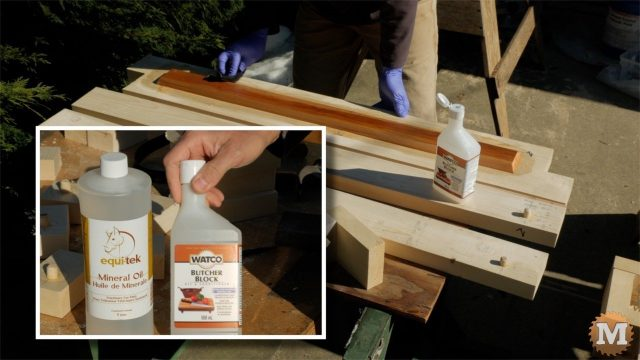 Butchers Block oil