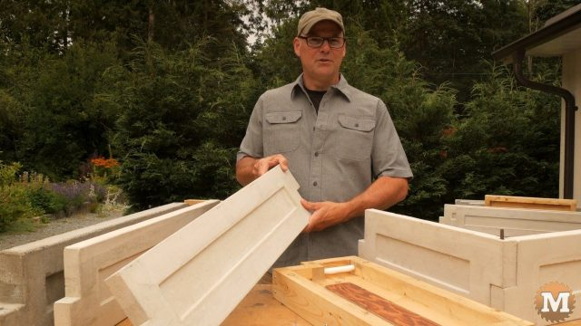 CSA Thin Concrete Garden box plans