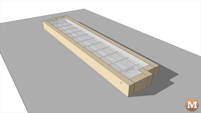 Garden Box Plan animation