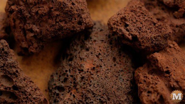 Porous Lava Rock