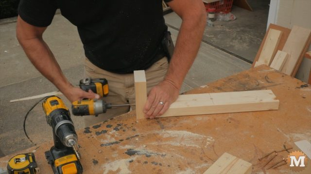 Assembling bridge