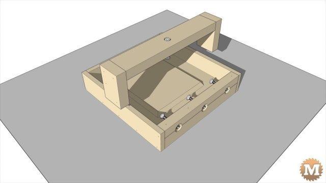 Form Bridge Assembly