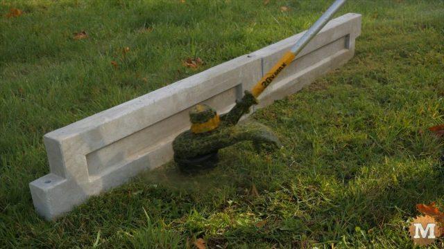 DIY Aircrete Concrete durability test