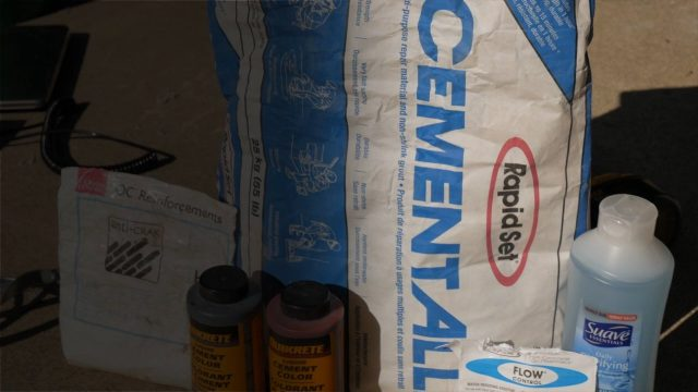 Rapid Set Cement All bag for CSA Aircrete