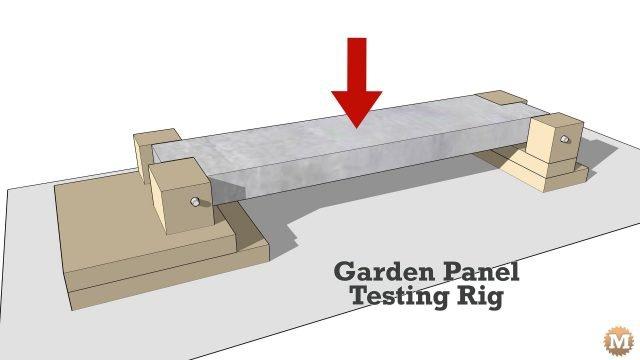 Tensile Test Aircrete Garden Box Panels02