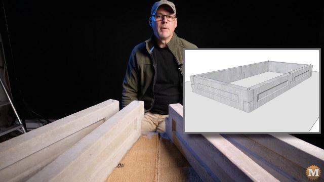 Tensile Test Aircrete Garden Box Panels05