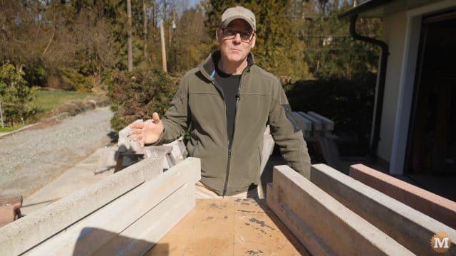 Introduction to my Lightweight Concrete Garden Box Panel strength testing plan