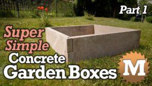 YouTube Thumbnail SS Concrete Panel V1 PART 1 - Assembled box on grass