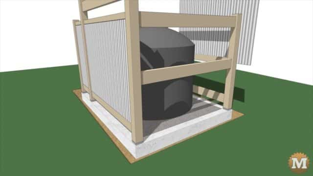 OFF GRID Rainwater Harvesting System PART 1 17