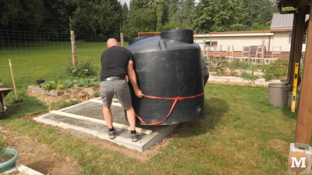OFF GRID Rainwater Harvesting System PART 1 73