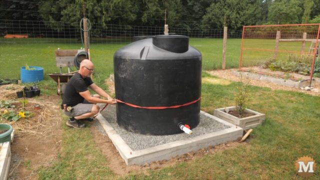OFF GRID Rainwater Harvesting System PART 1 76