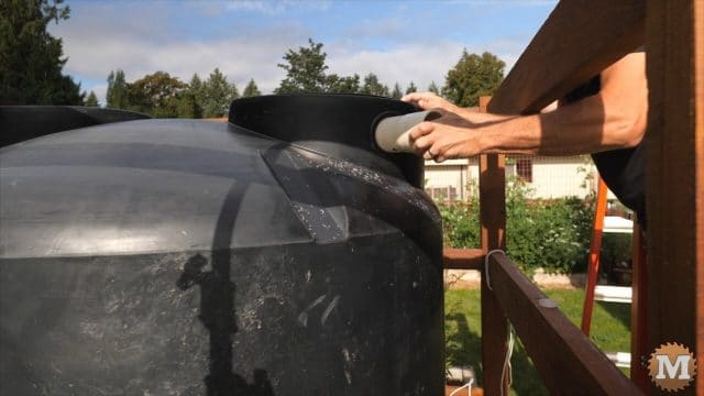 OFF GRID Rainwater Harvesting System Part 3 .11280