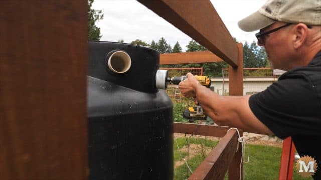OFF GRID Rainwater Harvesting System Part 3 .13410