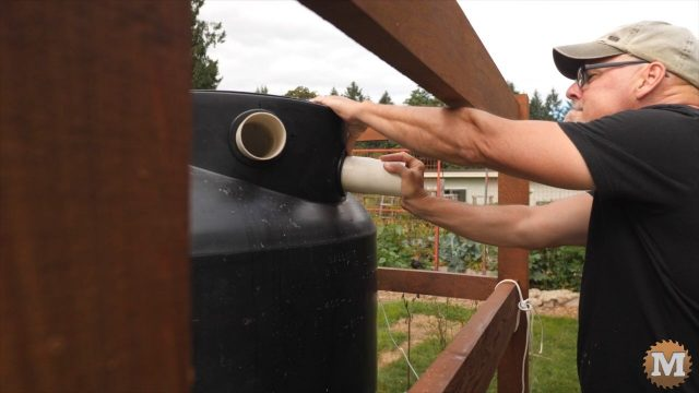 OFF GRID Rainwater Harvesting System Part 3 .14131