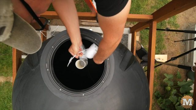 OFF GRID Rainwater Harvesting System Part 3 .16520