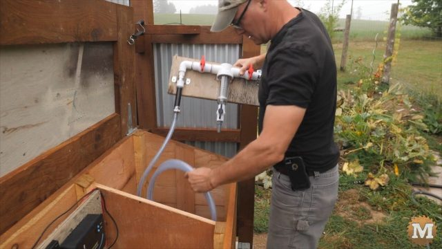 OFF GRID Rainwater Harvesting System Part 4 .21542
