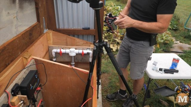 OFF GRID Rainwater Harvesting System Part 4 .22862