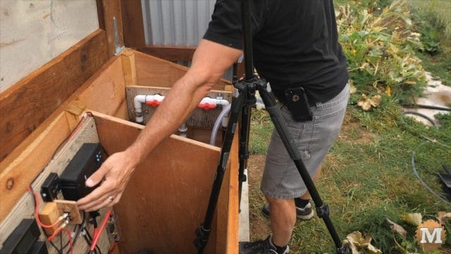 OFF GRID Rainwater Harvesting System Part 4 .24914