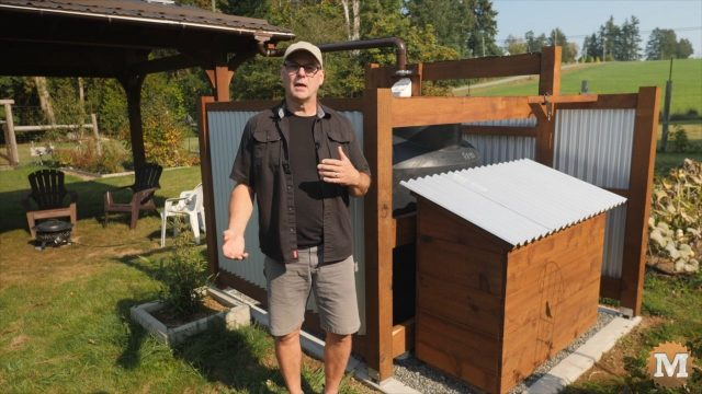 OFF GRID Rainwater Harvesting System Part 4 .26478