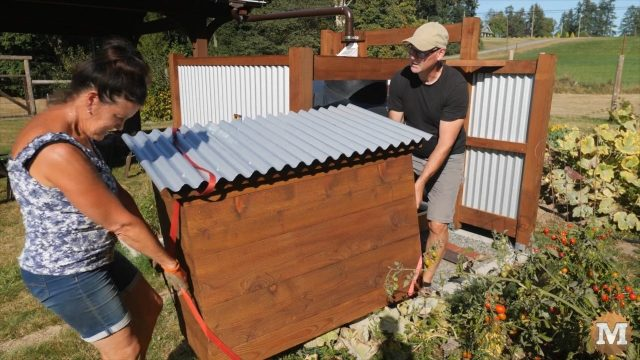 OFF GRID Rainwater Tank Part 2 .19251